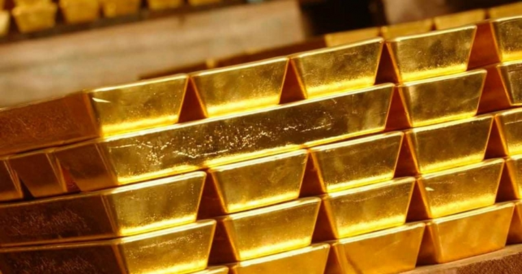 Gold Futures Score First Weekly Gain in a Month